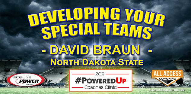 WINNING SPECIAL TEAMS - North Dakota State