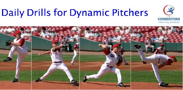 Daily Drills for Dynamic Pitchers