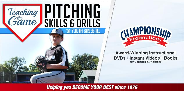 Teaching the Game: Pitching Skills and Drills for Youth Baseball