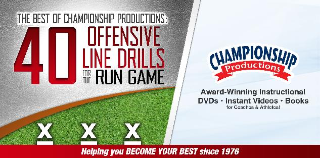 40 Offensive Line Drills for the Run Game