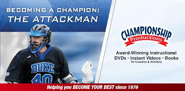 Becoming a Champion: The Attackman