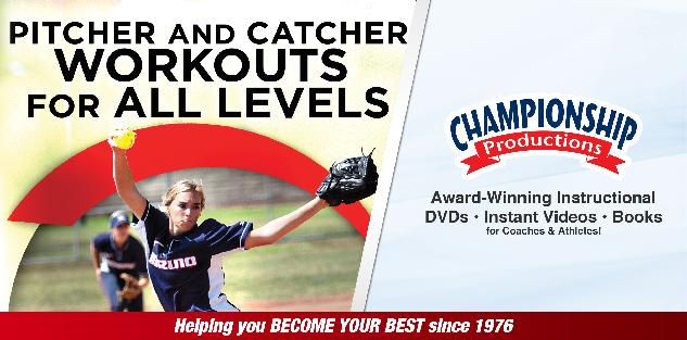 Pitcher and Catcher Workouts for All Levels