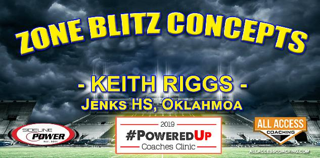 ZONE BLITZ CONCEPTS - Jenks Oklahoma