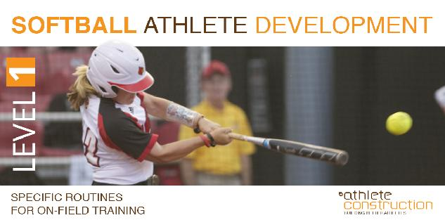 Athlete Construction Level I: Intro to Athlete Development