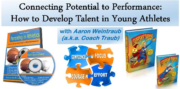 Connecting Potential to Performance: How to Develop Talent in Young Athletes