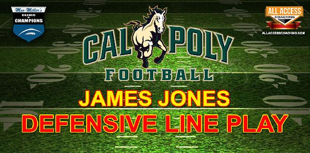 Defensive Line Play - Cal Poly San Luis Obispo
