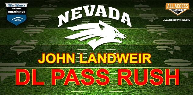 DEFENSIVE LINE PASS RUSH FUNDAMENTALS - Nevada