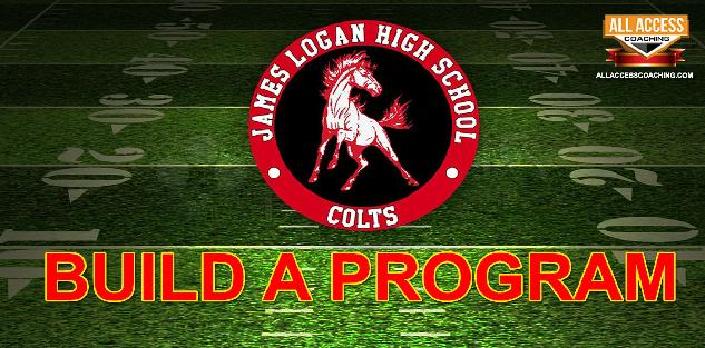 BUILDING A PROGRAM - James Logan HS, Northern California