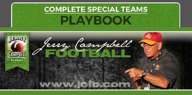 The Complete Special Teams` Playbook E-Book
