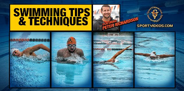 Swimming Tips and Techniques featuring Coach Peter Richardson