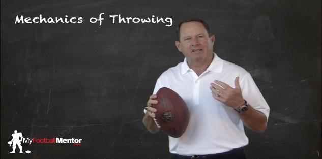 Quarterback Throwing Mechanics