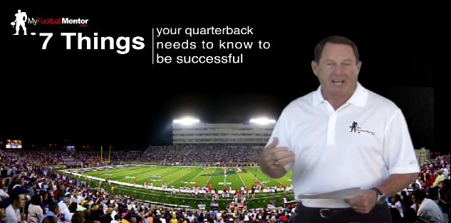 7 Things Every QB Needs to Know to be Successful