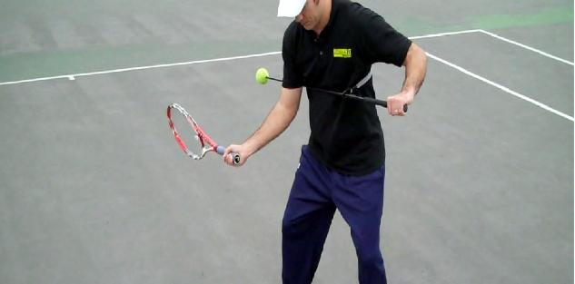Learn the most effective forehand - the HammerIt Forehand