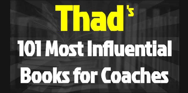 101 Influential Books for Coaches