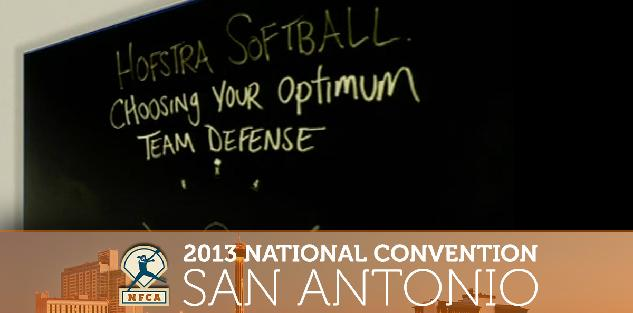 Choosing Your Optimum Team Defense #NFCA2013