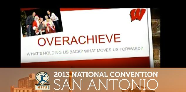 Teach, Inspire & Connect to Your Players Through Books & Articles #NFCA2013