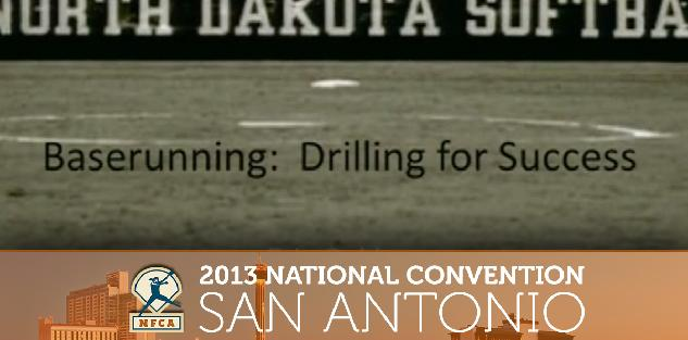 Aggressive Base Running: Your Key to Scoring More #NFCA2013