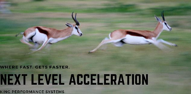 Next Level Acceleration