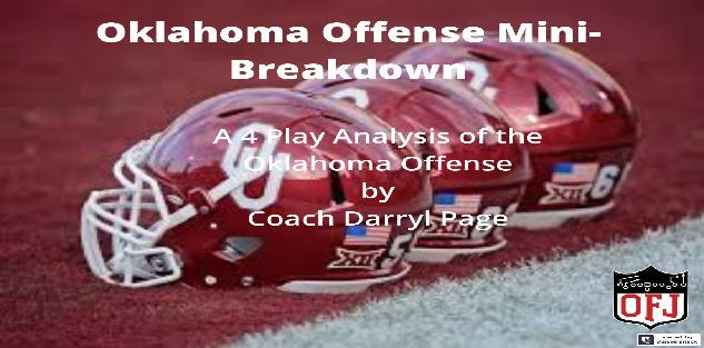 Oklahoma Offense Mini-Breakdown