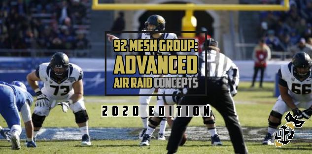 Total Air Raid System 2020: `The Process: Philosophy, Install, Practice, and Gameday Strategies for the `Air Raid` Offense`