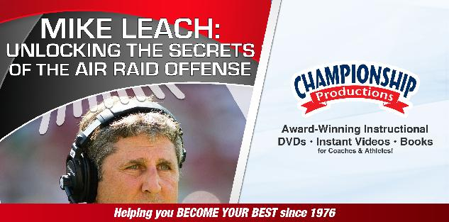 Mike Leach: Unlocking the Secrets of the Air Raid Offense