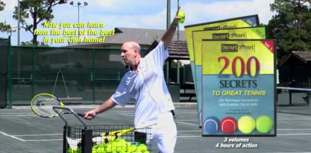 200 Secrets of Great Tennis