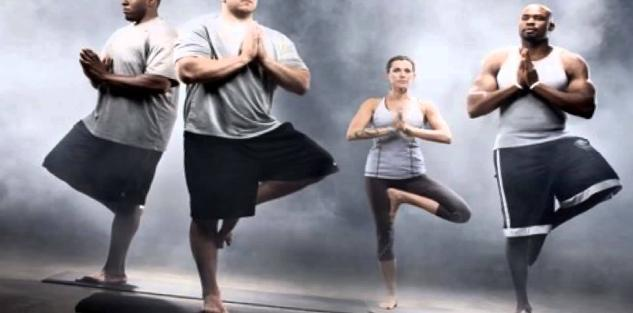 Power Yoga For Sports – Baseball Edition