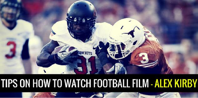 Tips on How to Watch Football Film
