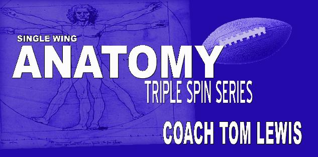 Shortpunter Unbalanced Single Wing -The Triple Spin Anatomy