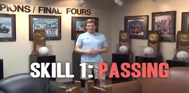 Passing - Learn to Play Volleyball Skill #1