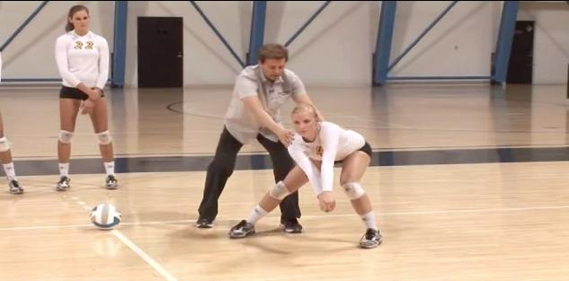 Defense - Learn to Play Volleyball Skill #3