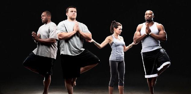 Power Yoga for Sports - Football edition Strength and Stability