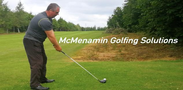 McMenamin Golfing Solutions - The Last Golf Lesson You Will Ever Need To Start Golfing