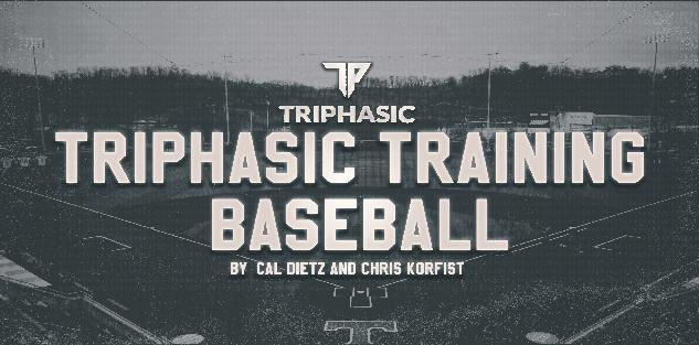Triphasic Baseball Training Manual