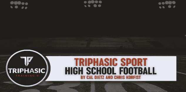 Triphasic High School Football Training Manual