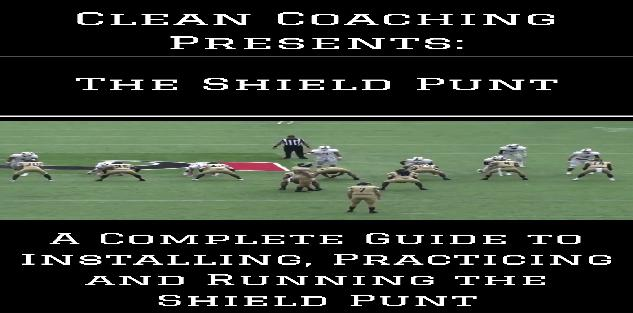 Coaching and Installing the Shield Punt