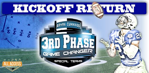 3rd Phase COMPLETE KICKOFF RETURN Course