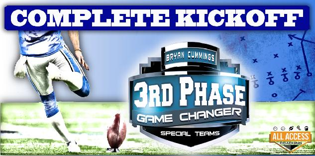 3rd PHASE ULTIMATE KICKOFF COURSE