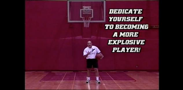 Explosive Basketball Speed & Power