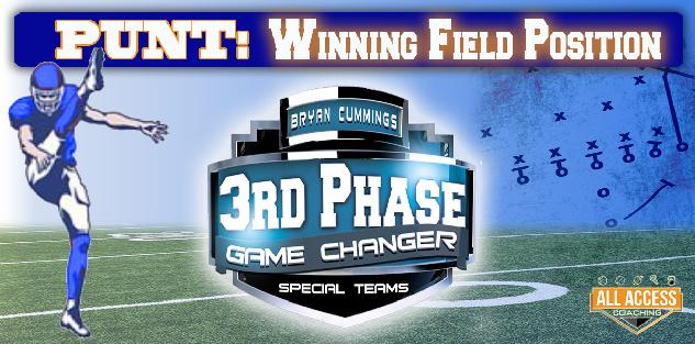 3rd PHASE PUNT Course: Winning Field Position