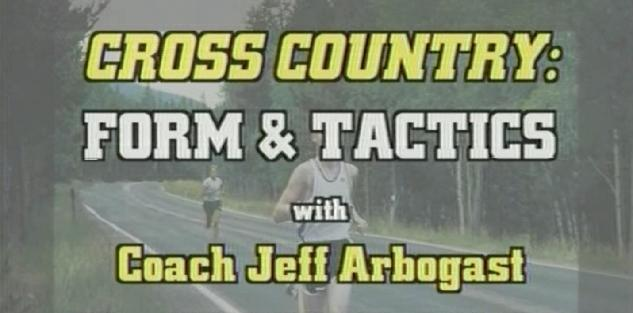 Cross Country Form & Tactics