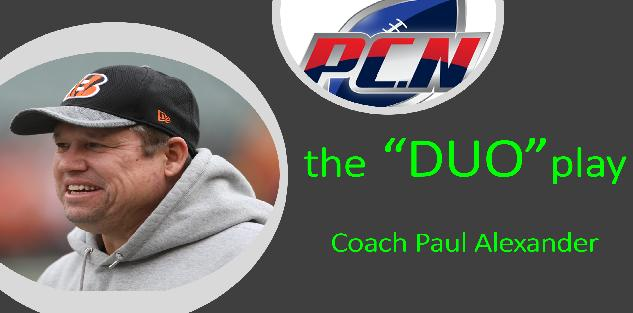 The DUO Play by Coach Paul Alexander