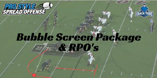 Bubble Screen Package & RPO's