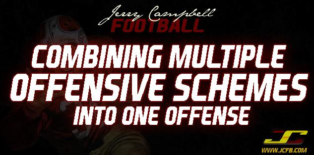 Combining Multiple Offensive Schemes into One Offense