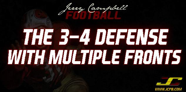 Installing the 3-4 Defense with Multiple Fronts