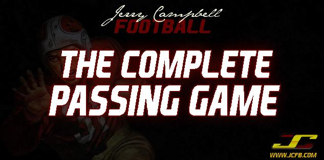 Installing The Complete Passing Game with RPO`s