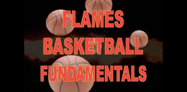Flames Basketball Fundamentals