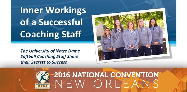 Inner Workings of a Successful Coaching Staff #NFCA2016