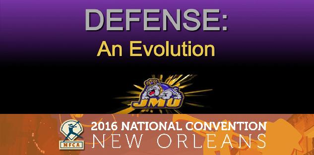 Defense: An Evolution #NFCA2016