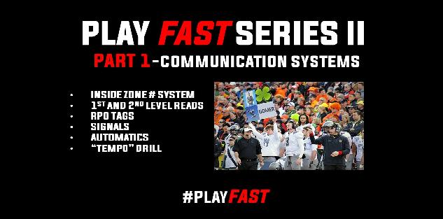 Play FAST Clinic II: Communication System